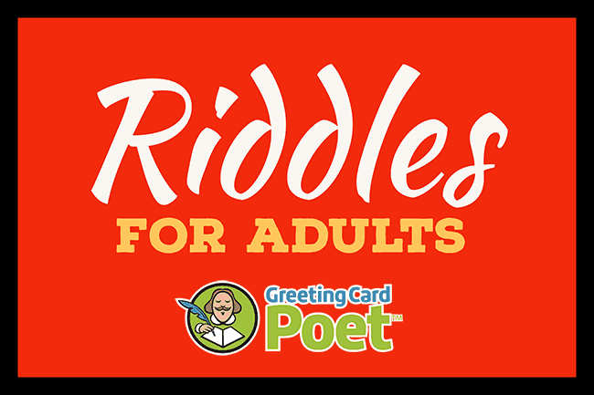 riddles for adults image