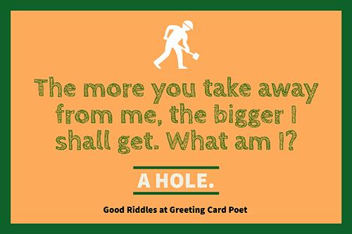 fun riddle image