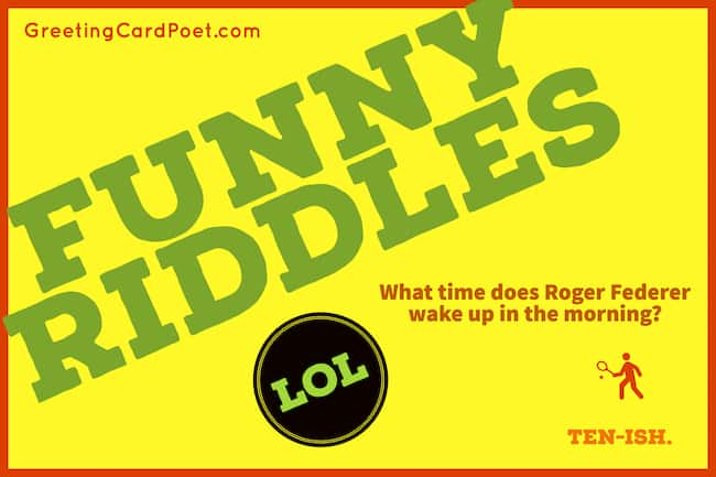 Funny Riddles That Put the Laughs in Learning | Greeting