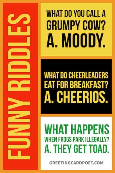 Hilarious riddles image