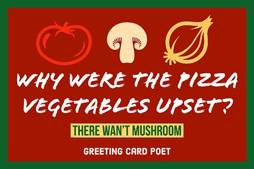 Pizza wordplay image