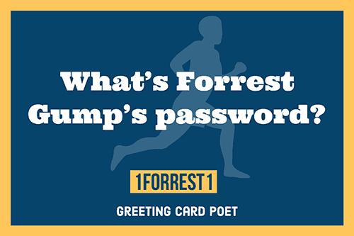 Forrest Gump joke image