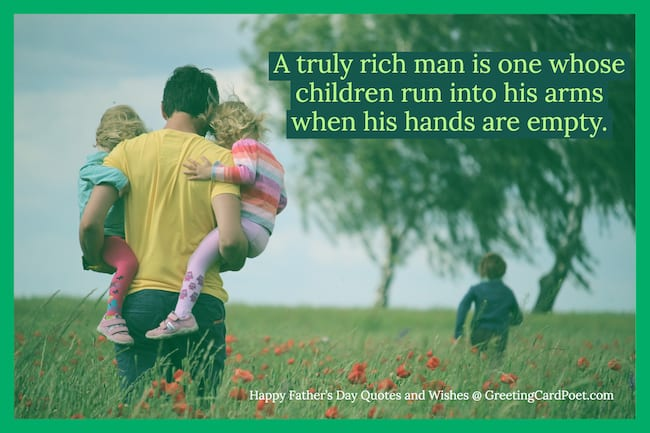 Happy Father's Day: Wishes and Quotes for Your Number One Dad