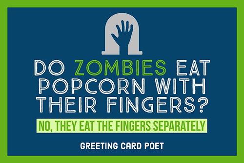 Halloween Puns That Are Wickedly Good | Greeting Card Poet