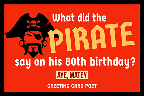 Pirate pun image