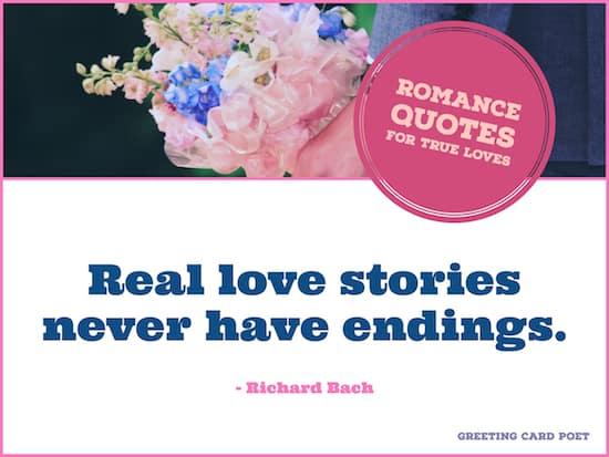 Romance quotes image