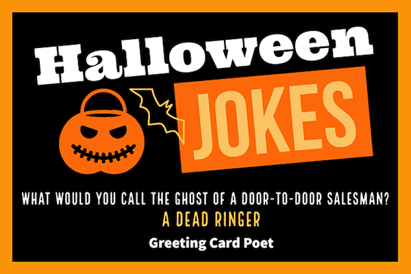 Halloween jokes image