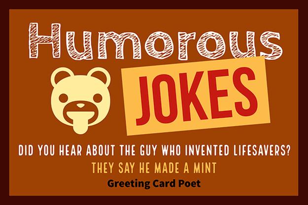 humorous jokes image