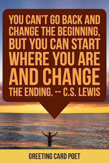 C.S. Lewis quotation image