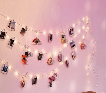 Photo Clip Firefly String Lights image