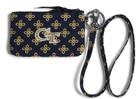 Vera Bradley lanyard image - gifts for college students image