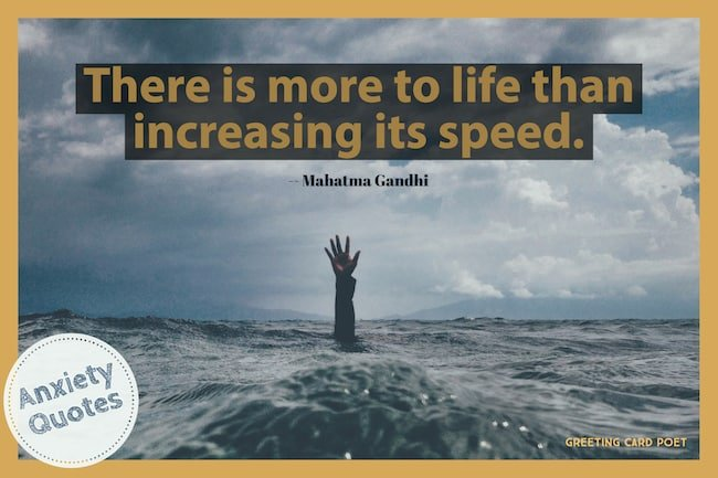 There is more to life quotation image
