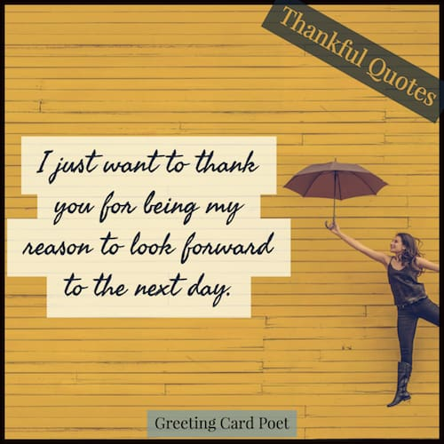 thankful quotes to express your gratitude greeting card poet