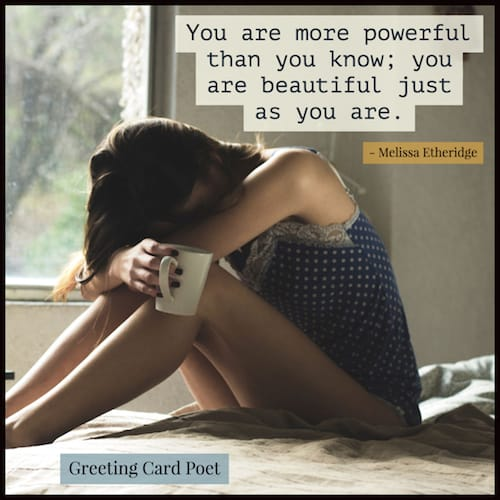 You are beautiful quote meme