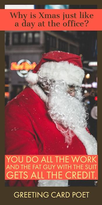 Santa joke image
