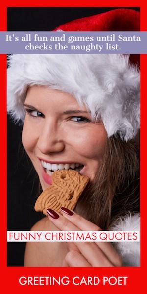 Santa's naughty list meme