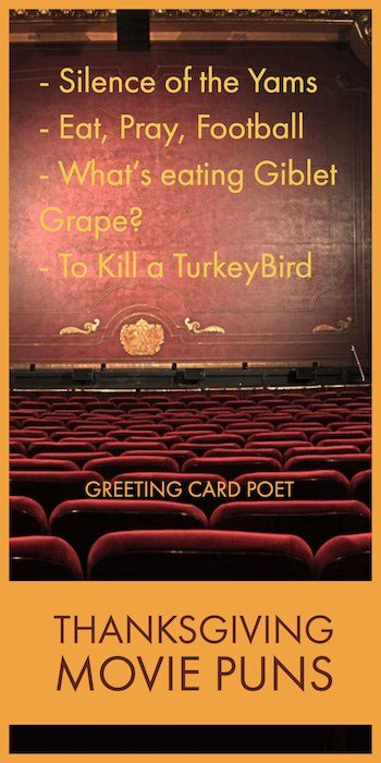 Thanksgiving Movie puns image