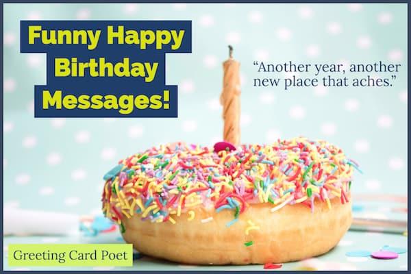 hilarious birthday greetings image