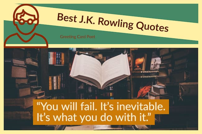 Best J.K. Rowling Quotes image