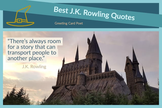 Harry Potter author insights image