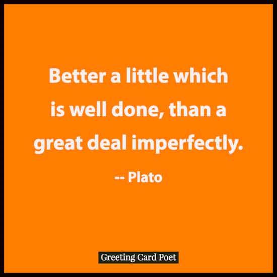 Famous Plato quote image