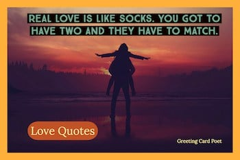 Love quotes button image