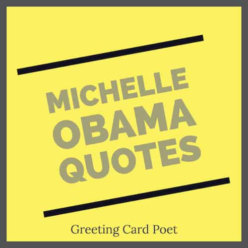 Michelle Obama quotes image