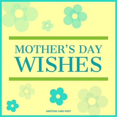 Mother's Day Wishes link button image