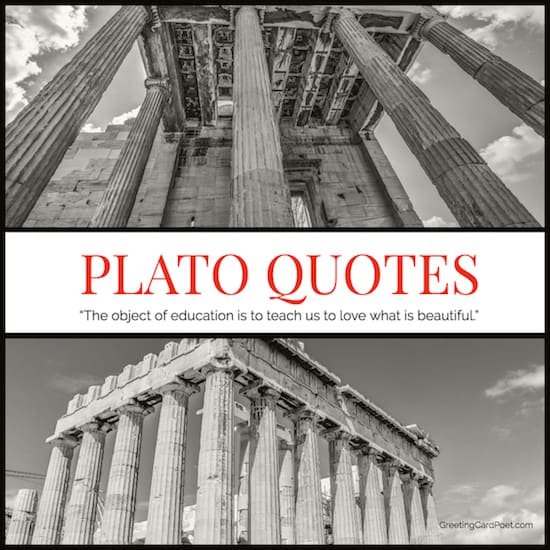 Plato Quotes and Sayings image