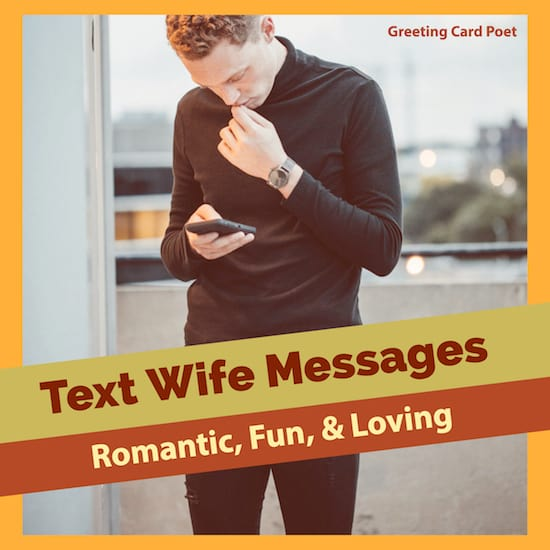 text wife messages image