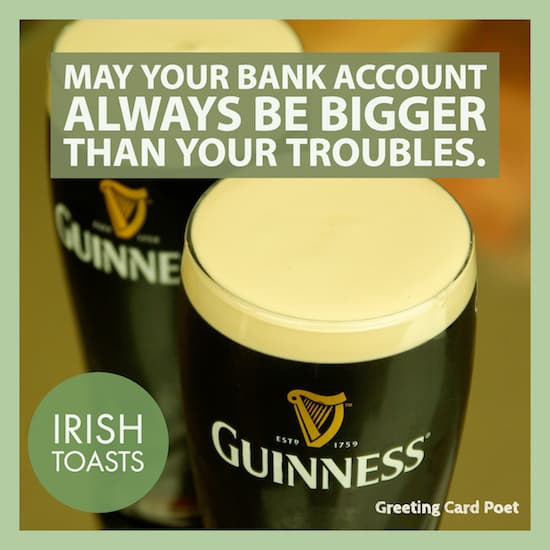 Good Irish Toasts image