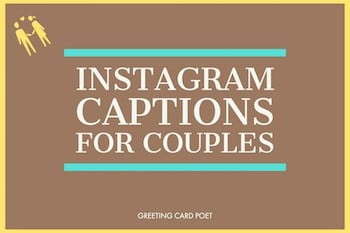 Instagram captions for couples button