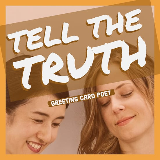 Tell the Truth image