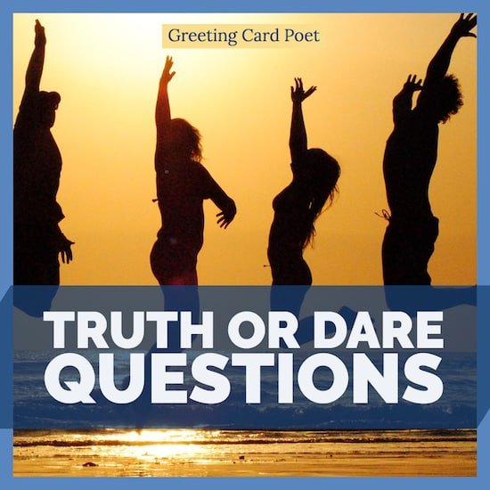 Truth or Dare questions image