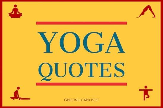 Yoga quotes image