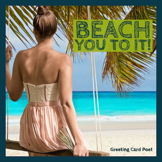 beach you to it image