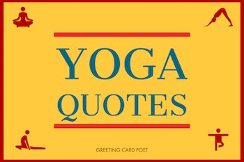 yoga quotes button