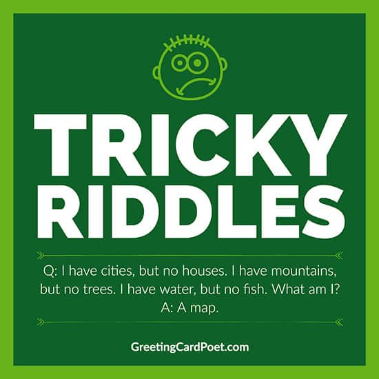 Tricky Riddles To Leave Your Friends Mystified Luckily Answers Provided