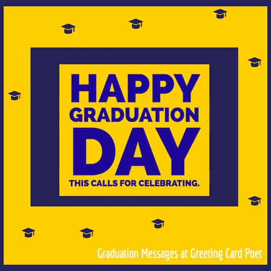 Happy Graduation Day image