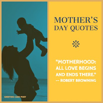 Mother's Day quotes button image