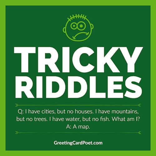 Tricky Riddles To Leave Your Friends Mystified (Luckily