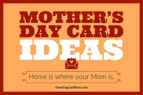 Mother's Day Card Ideas image