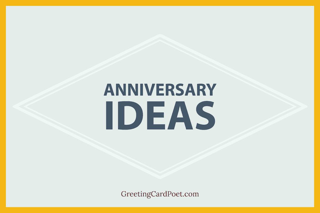 Anniversary Ideas image