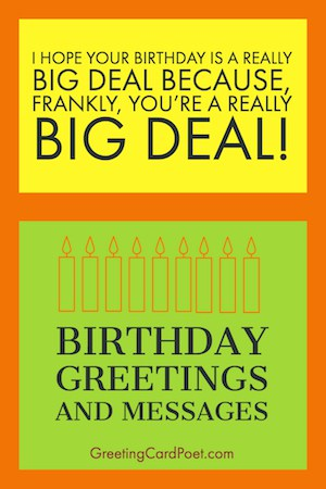 Birthday Meme - You're a really big deal image