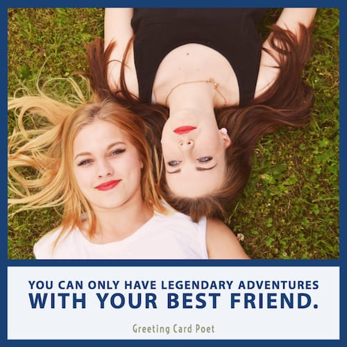 Legendary friends captions image