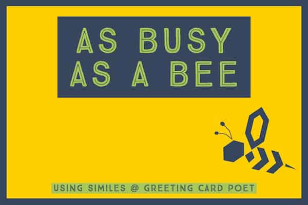 as busy as a bee image