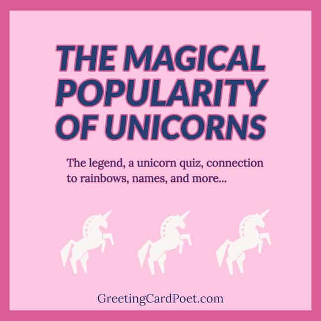 unicorn quotes and quiz image