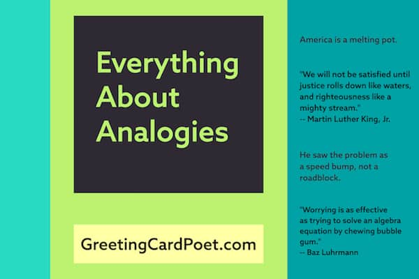 47 Analogy Examples image