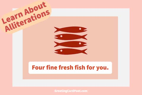 Four fine fresh fish for you image