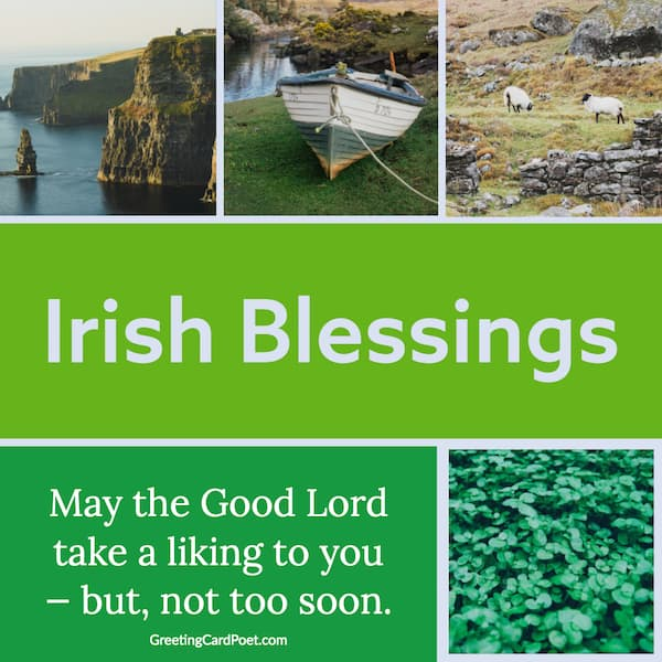 127 Irish Blessings To Warm The Heart Lift The Spirits And Share A Laugh